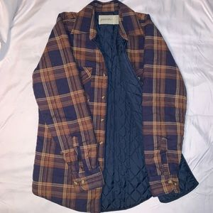 Saint John's Bay Flannel - Appears Vintage
